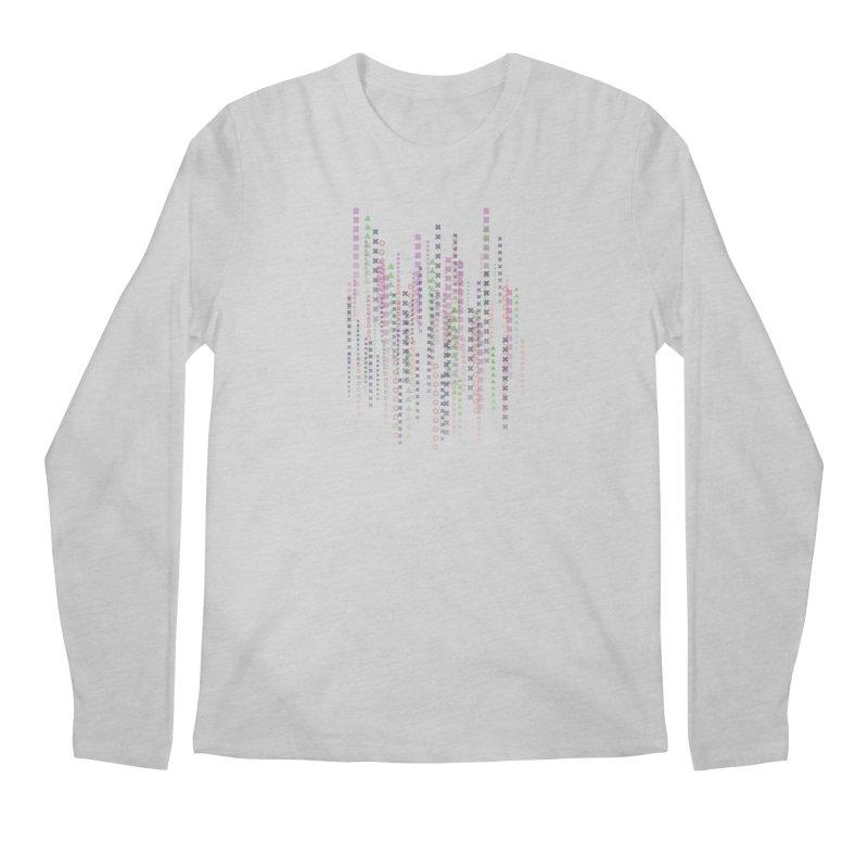 PSX Code Men's Longsleeve T-Shirt by Fly Nebula Store