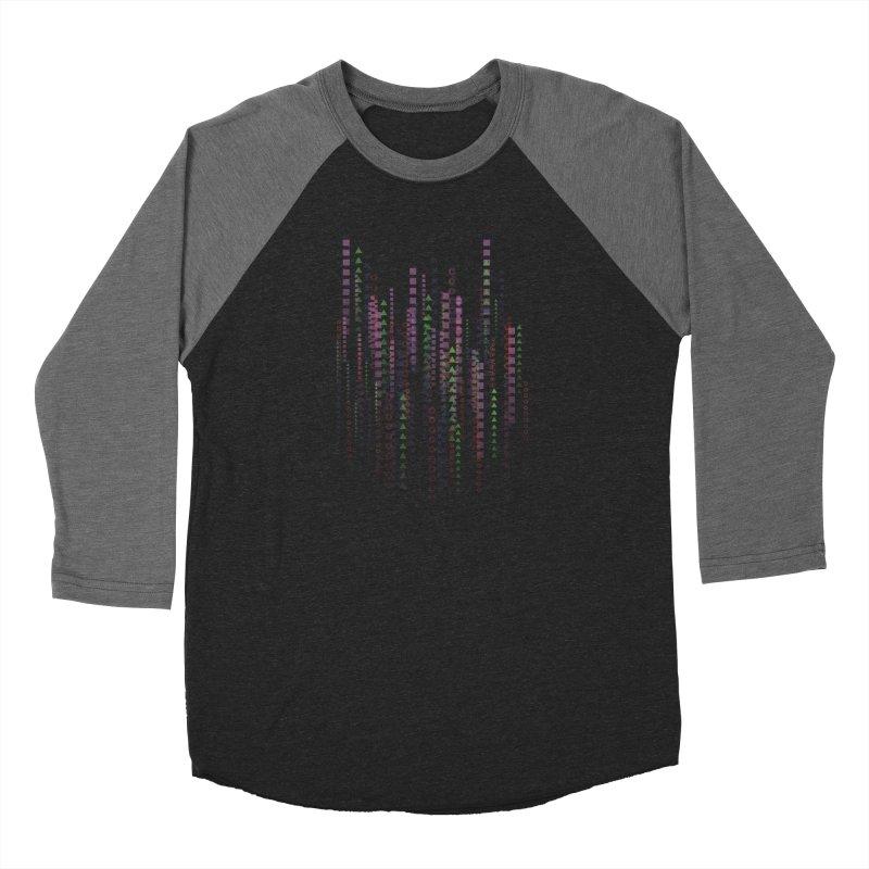PSX Code Men's Baseball Triblend T-Shirt by Fly Nebula Store