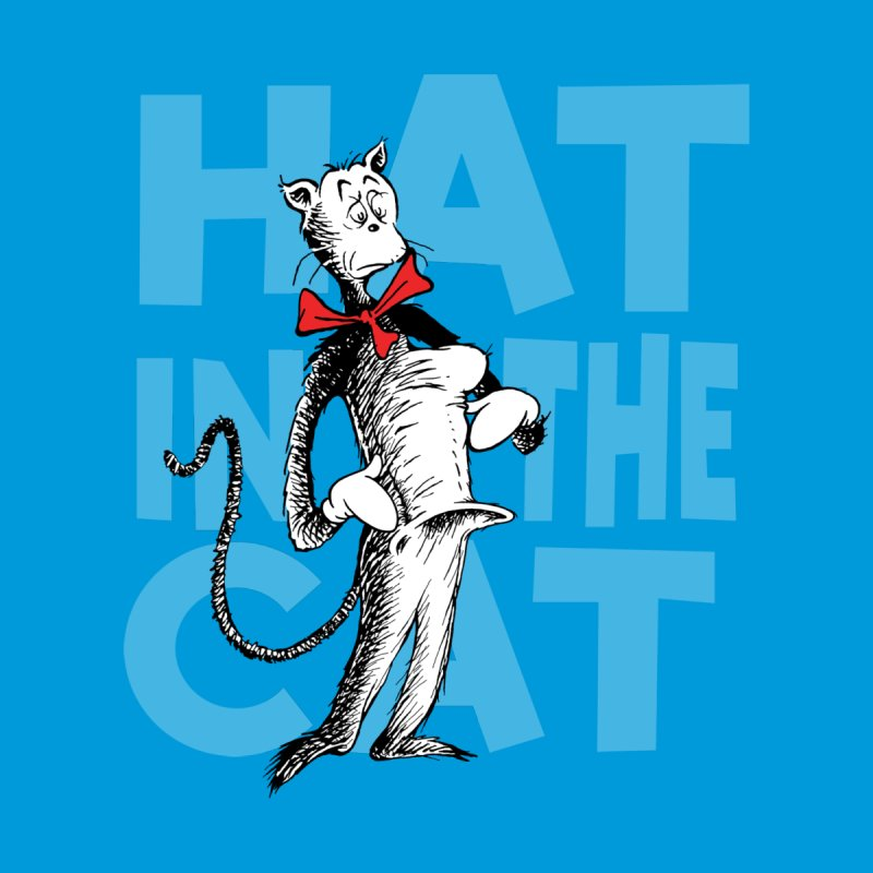 Hat in the Cat   by Flynnteractive's Artist Shop