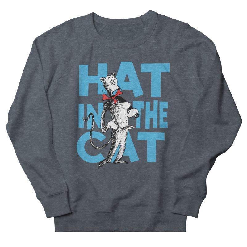 Hat in the Cat Women's Sweatshirt by Flynnteractive's Artist Shop