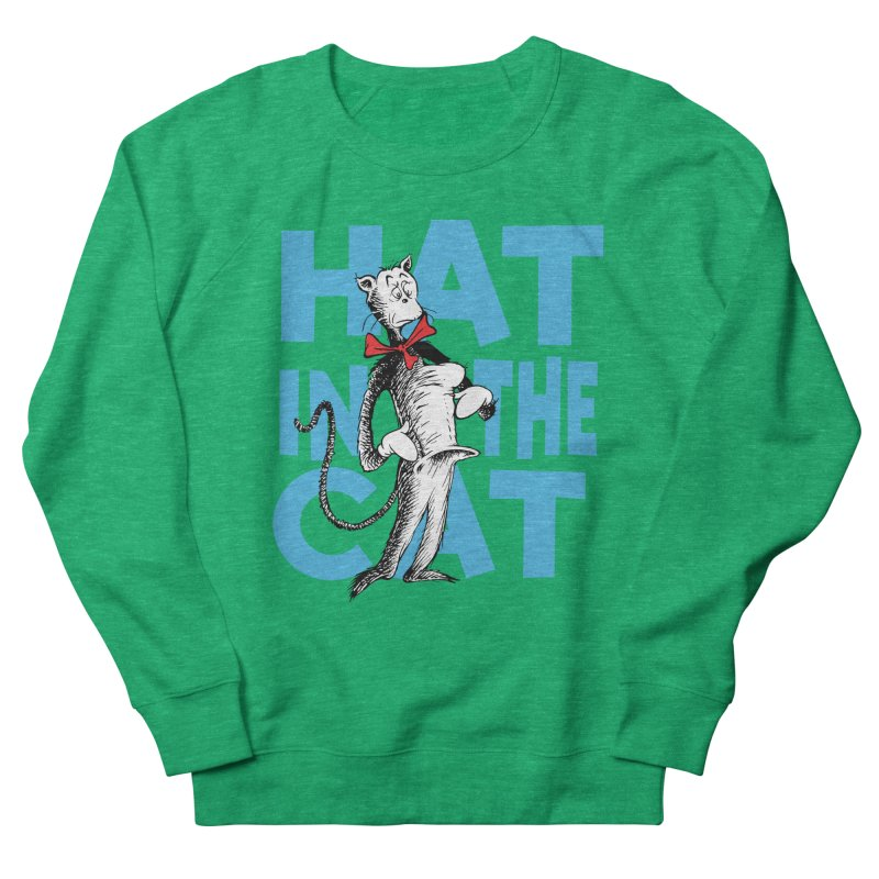 Hat in the Cat Men's Sweatshirt by Flynnteractive's Artist Shop