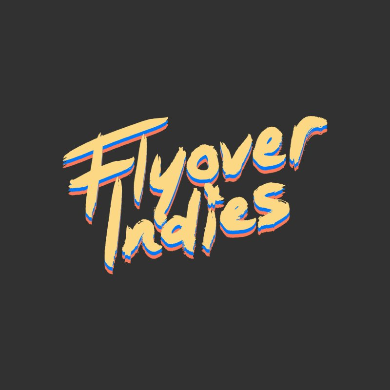Flyover Indies Dark Tri Band by Flyover Indies Shop