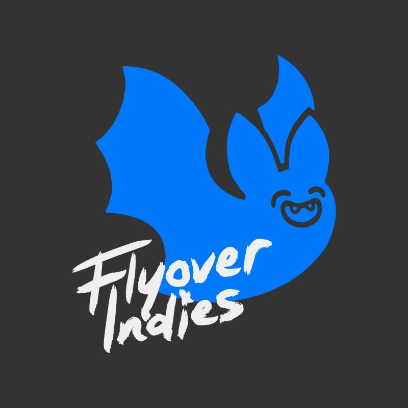 Flyover Indies Dark Bat None  by Flyover Indies Shop