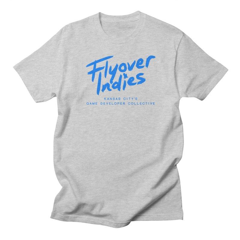 Flyover Indies Logo Tee and Hoody Women's Regular Unisex T-Shirt by Flyover Indies Shop