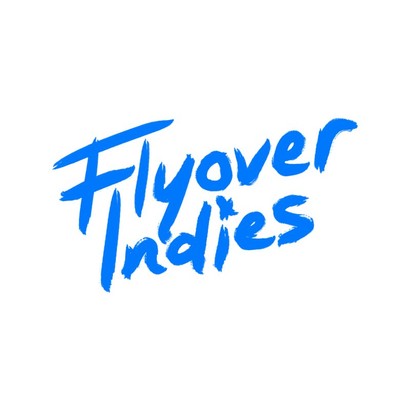 Flyover Indies Sticker Accessories Sticker by Flyover Indies Shop