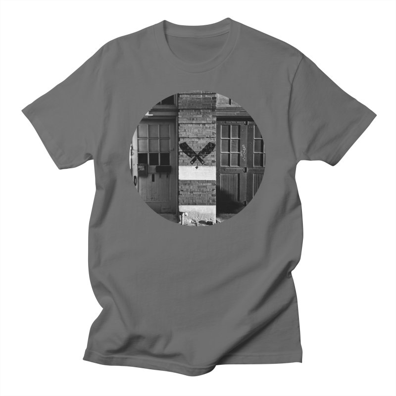Shatter Proof Men's T-Shirt by FMR Threads