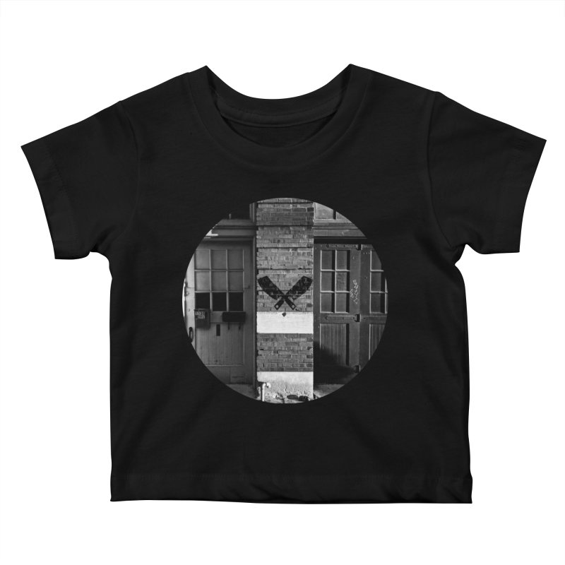 Shatter Proof Kids Baby T-Shirt by FMR Threads