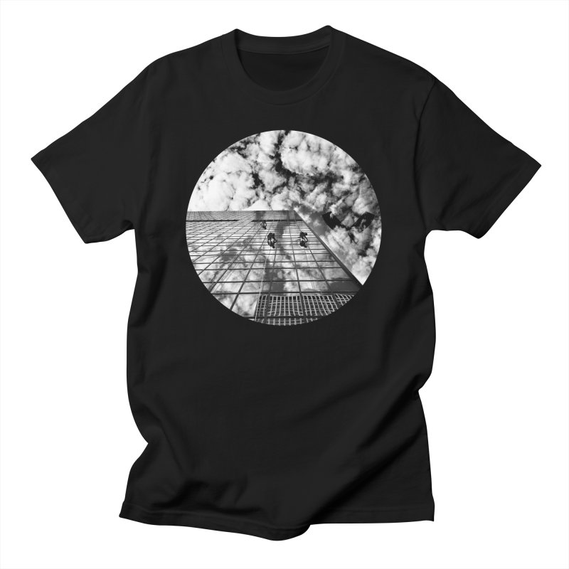 Shatter Proof Remix Men's T-Shirt by FMR Threads