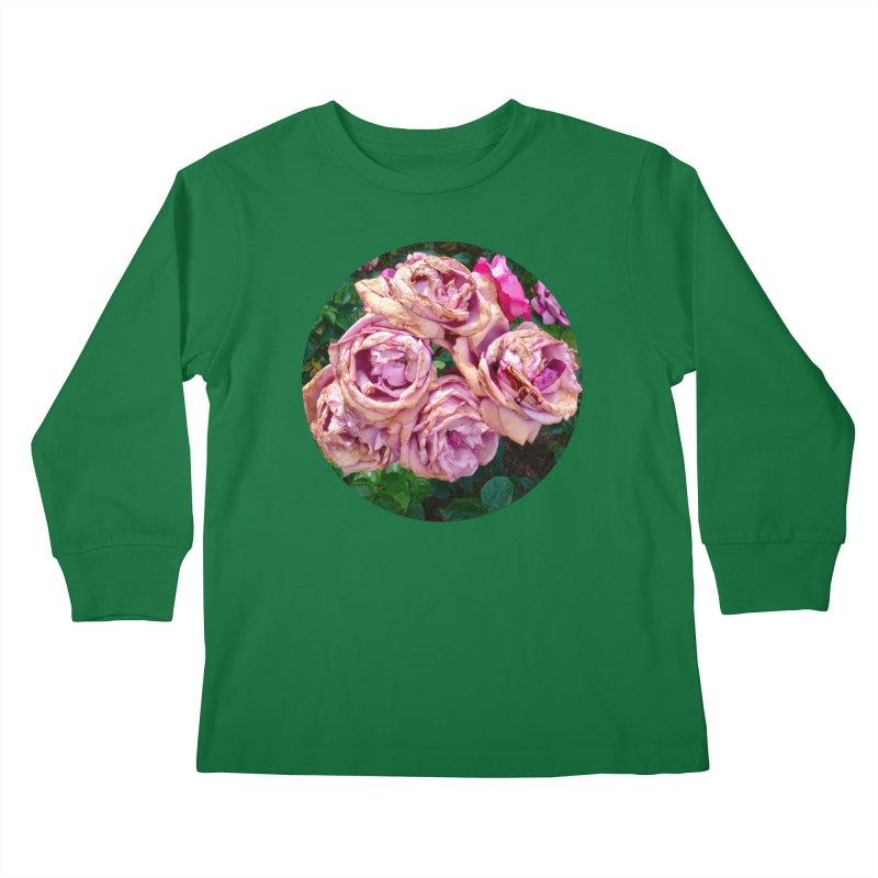 Archival 4 Kids Longsleeve T-Shirt by FMR Threads