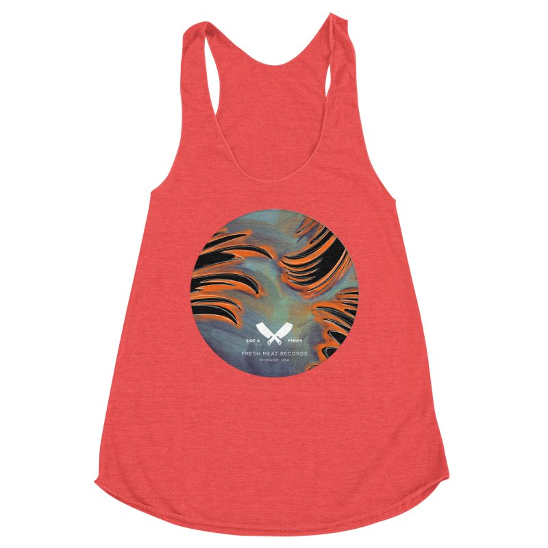 Various Artists Archival 3 Women's Tank by FMR Threads