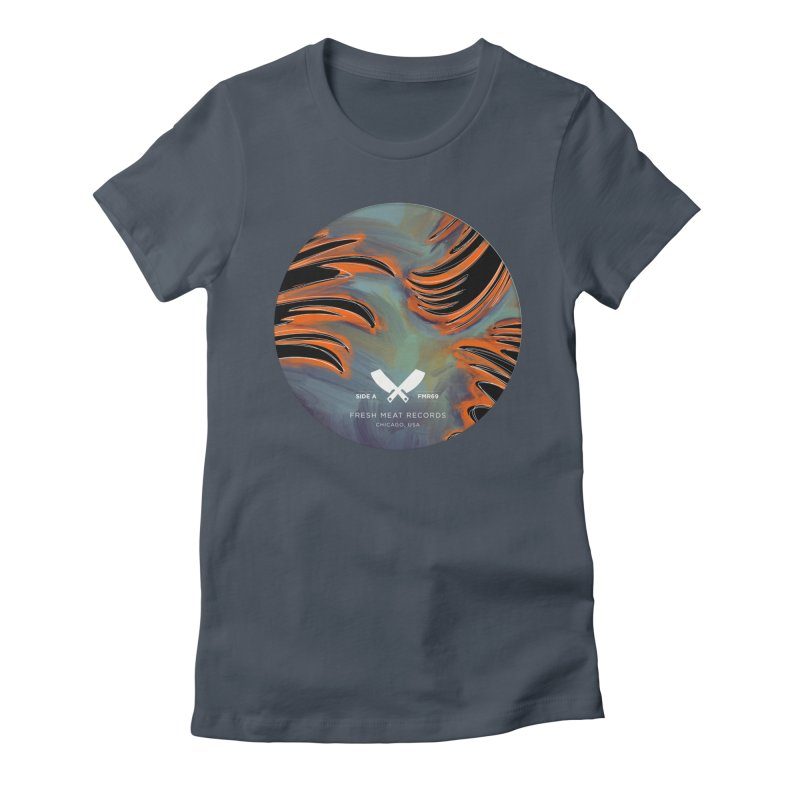 Archival 3 Women's T-Shirt by FMR Threads