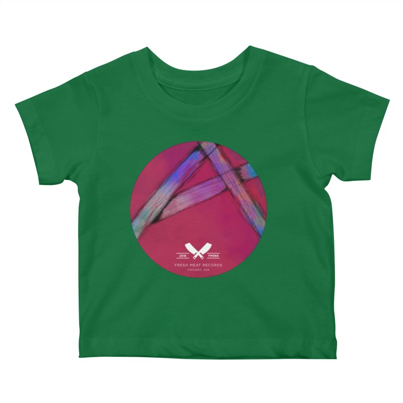 Alexander East Archival 2 Kids Baby T-Shirt by FMR Threads