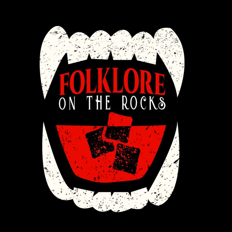 Folklore on the Rocks Classic Logo Kids T-Shirt by Folklore on the Rocks Podcast MERCH!