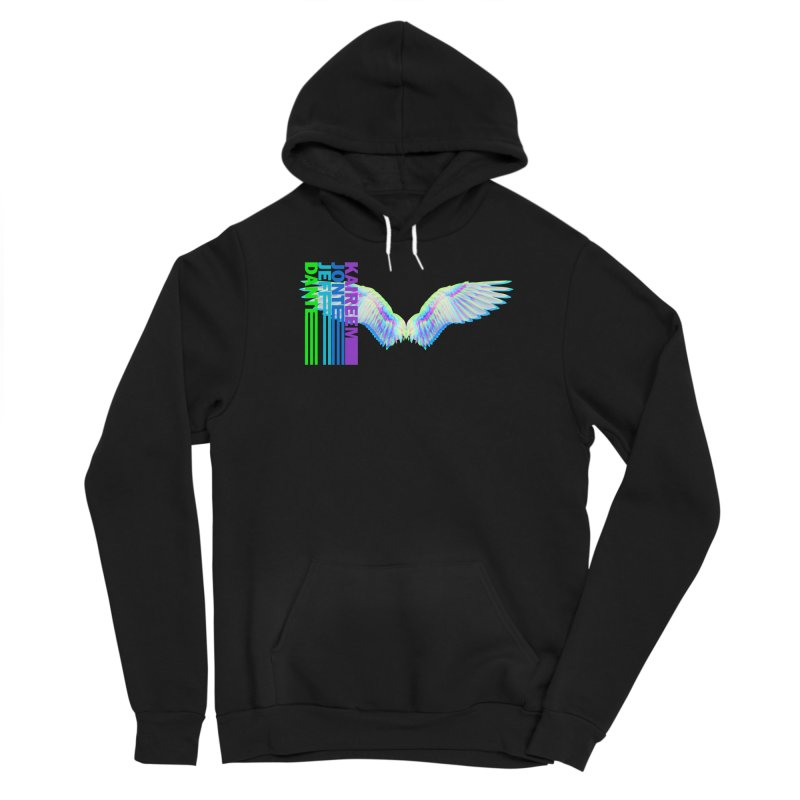 5th Annual Jeff McQueen Scholarship Fundraiser Men's Pullover Hoody by Incredibly Average Online Store