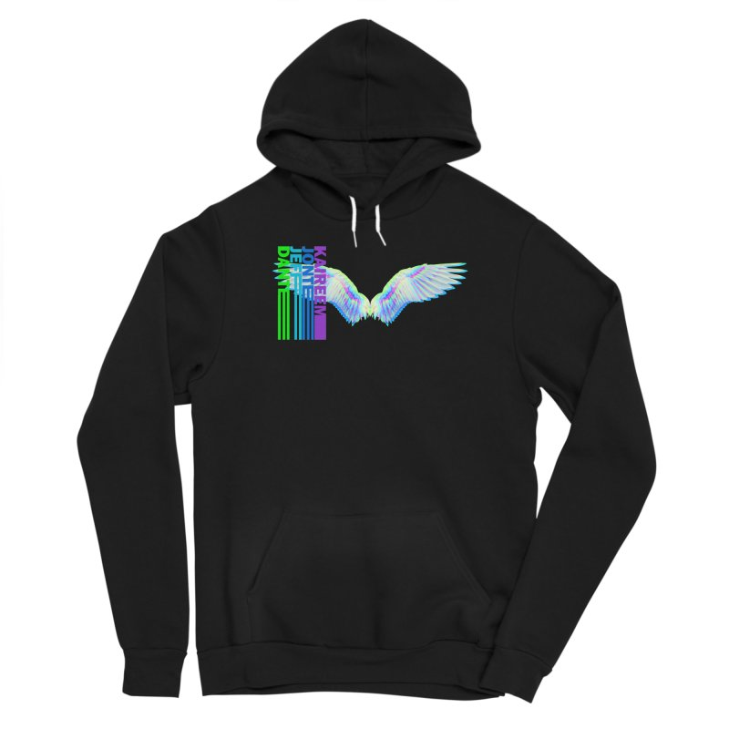 5th Annual Jeff McQueen Scholarship Fundraiser Women's Pullover Hoody by Incredibly Average Online Store