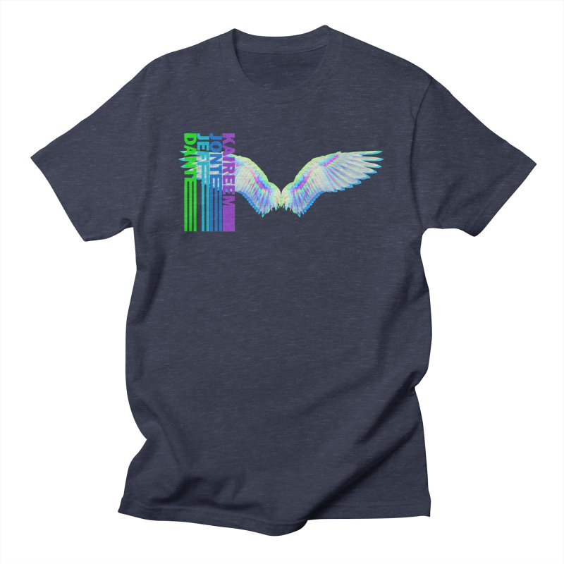 5th Annual Jeff McQueen Scholarship Fundraiser Men's T-Shirt by Incredibly Average Online Store