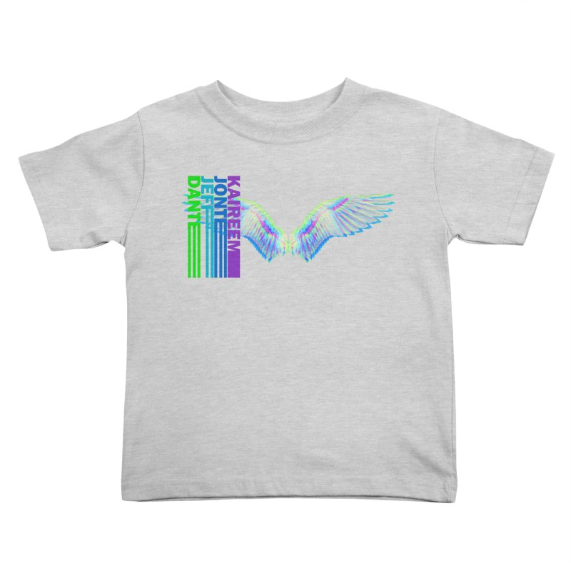 5th Annual Jeff McQueen Scholarship Fundraiser Kids Toddler T-Shirt by Incredibly Average Online Store