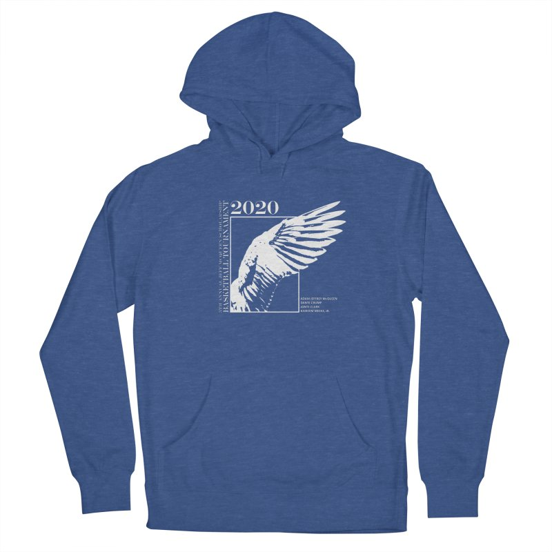 5th Annual Basketball Tournament Men's Pullover Hoody by Incredibly Average Online Store