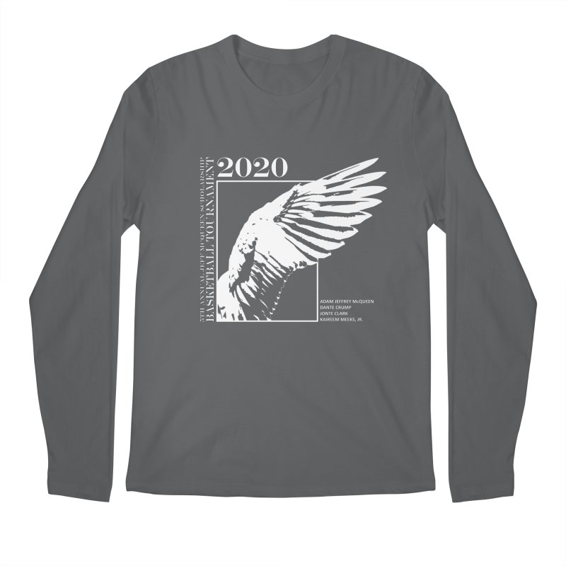 5th Annual Basketball Tournament Men's Longsleeve T-Shirt by Incredibly Average Online Store