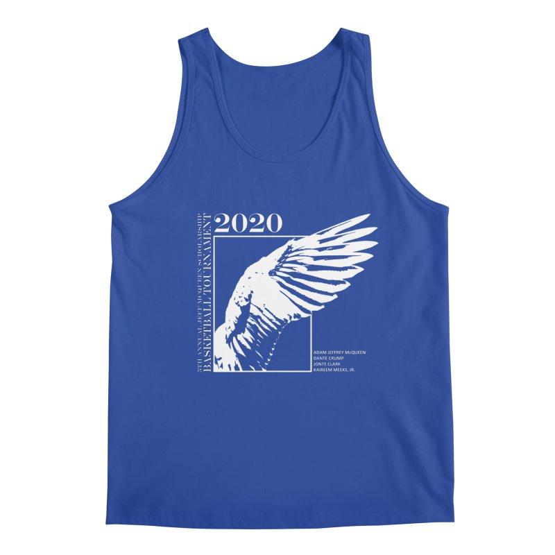 5th Annual Basketball Tournament Men's Tank by Incredibly Average Online Store