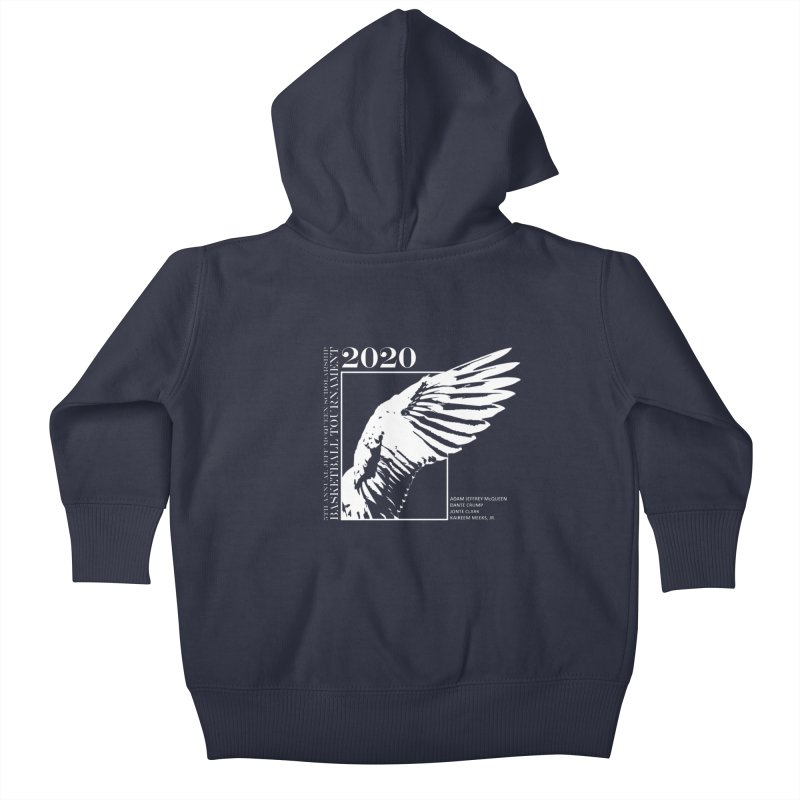 5th Annual Basketball Tournament Kids Baby Zip-Up Hoody by Incredibly Average Online Store