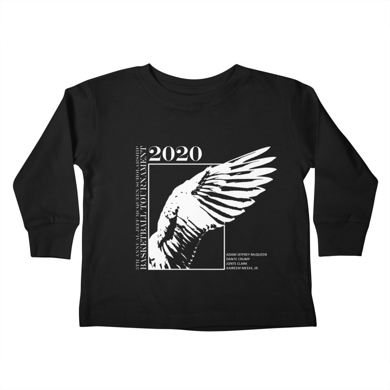 5th Annual Basketball Tournament Kids Toddler Longsleeve T-Shirt by Incredibly Average Online Store