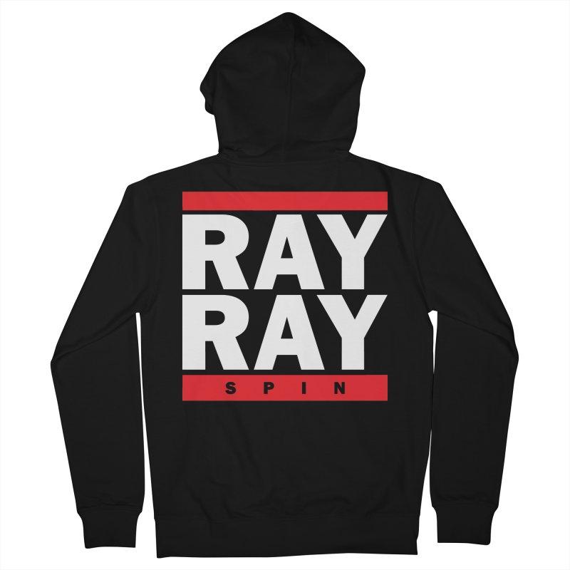 rayrray Men's Zip-Up Hoody by foodfight's Artist Shop