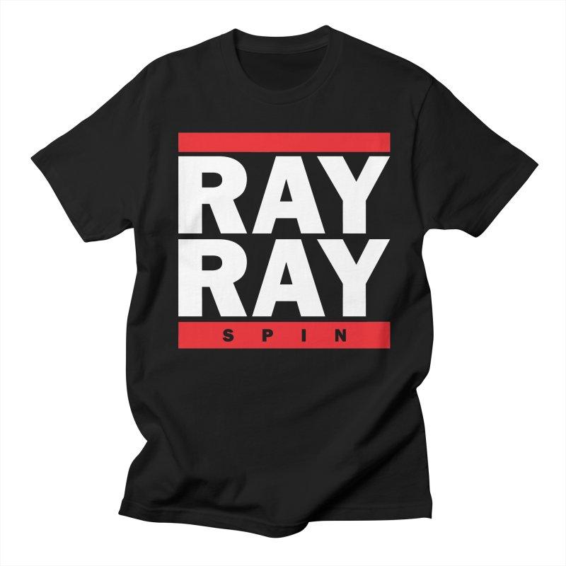 rayrray Men's T-Shirt by foodfight's Artist Shop