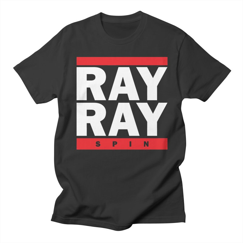 rayrray Men's T-Shirt by foodfight's Artist Shop