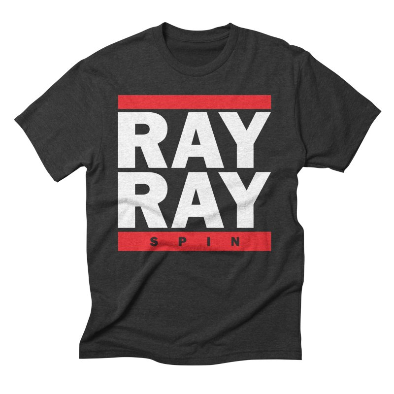 rayrray Men's Triblend T-Shirt by foodfight's Artist Shop