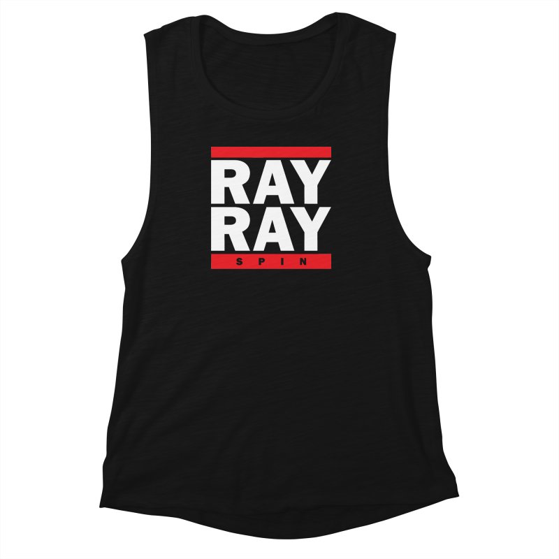 rayrray Women's Muscle Tank by foodfight's Artist Shop