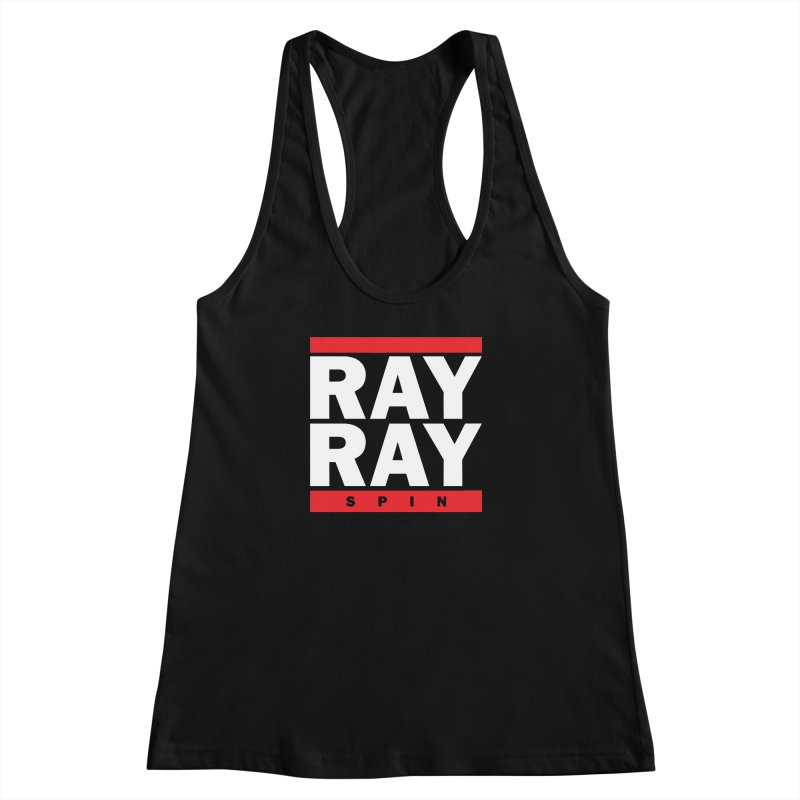 rayrray Women's Racerback Tank by foodfight's Artist Shop