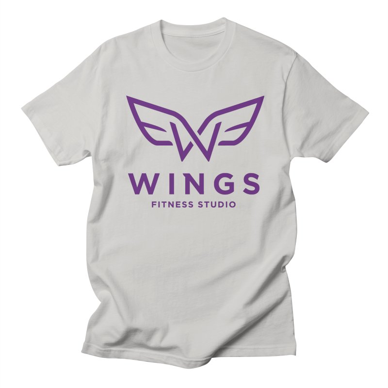 Wings Men's T-shirt by foodfight's Artist Shop