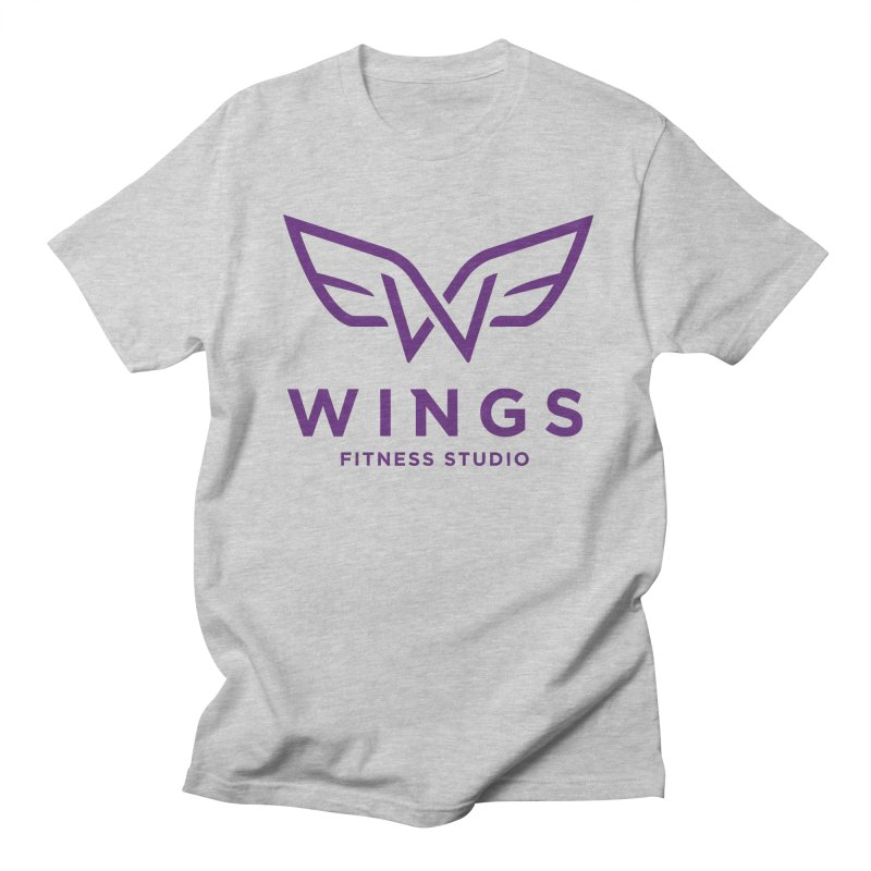 Wings Men's T-Shirt by foodfight's Artist Shop
