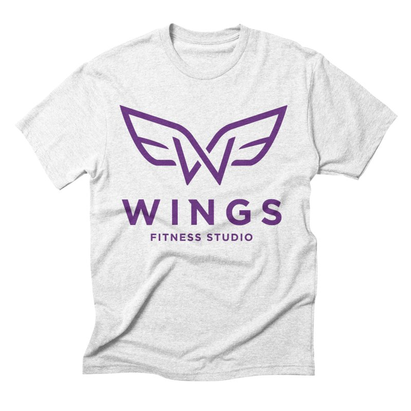 Wings Men's Triblend T-shirt by foodfight's Artist Shop