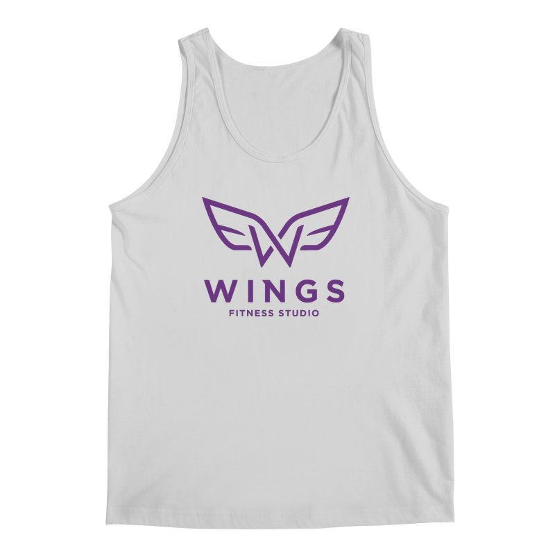 Wings Men's Tank by foodfight's Artist Shop