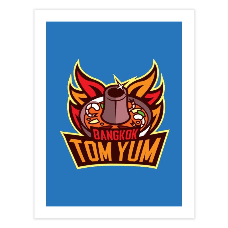 Bangkok Tom Yum   by foodfight's Artist Shop