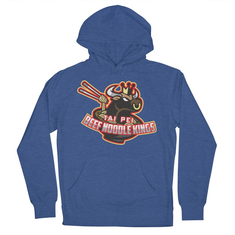 TAI PEI NOODLE KINGS Women's Pullover Hoody by foodfight's Artist Shop