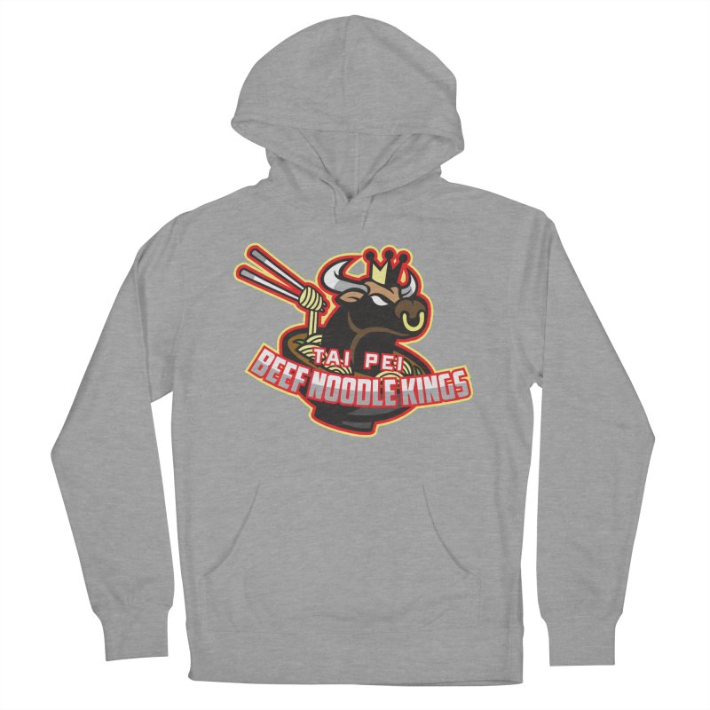 TAI PEI NOODLE KINGS Men's Pullover Hoody by foodfight's Artist Shop
