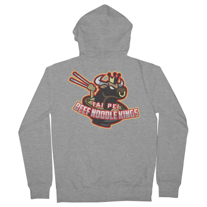 TAI PEI NOODLE KINGS Women's Zip-Up Hoody by foodfight's Artist Shop