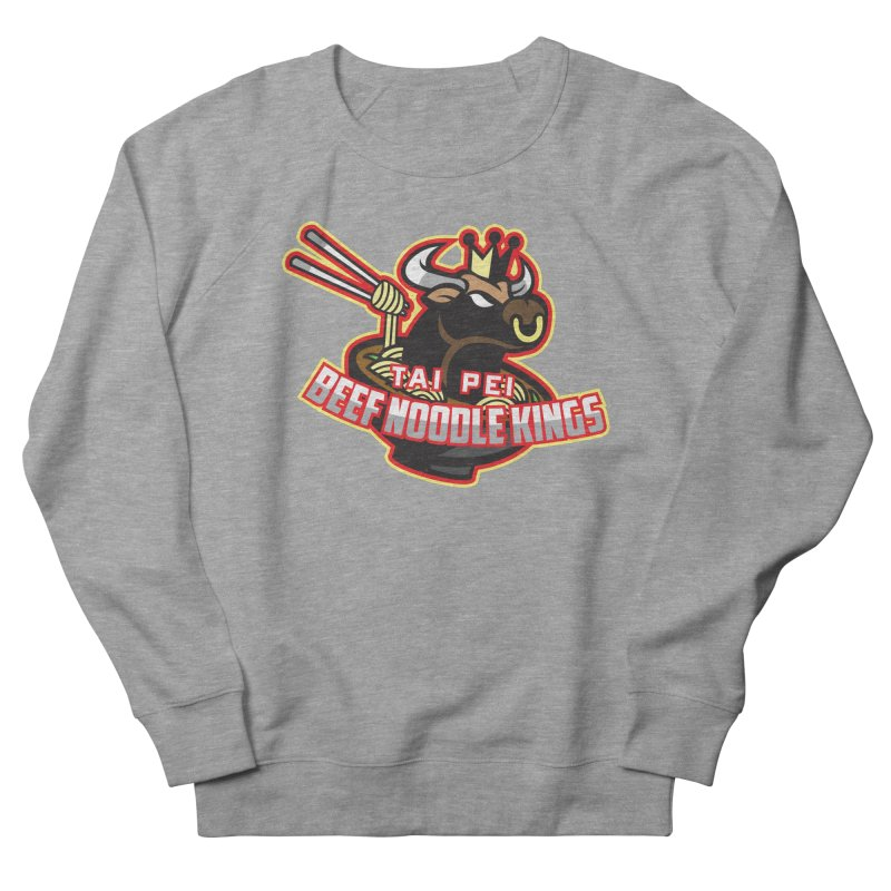 TAI PEI NOODLE KINGS Men's Sweatshirt by foodfight's Artist Shop