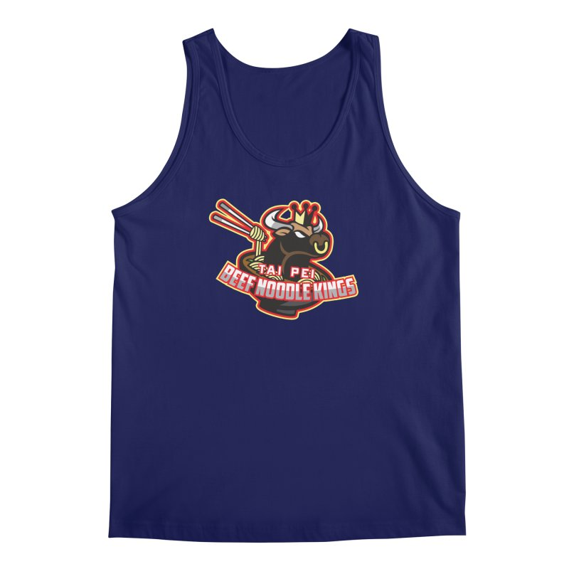 TAI PEI NOODLE KINGS Men's Tank by foodfight's Artist Shop