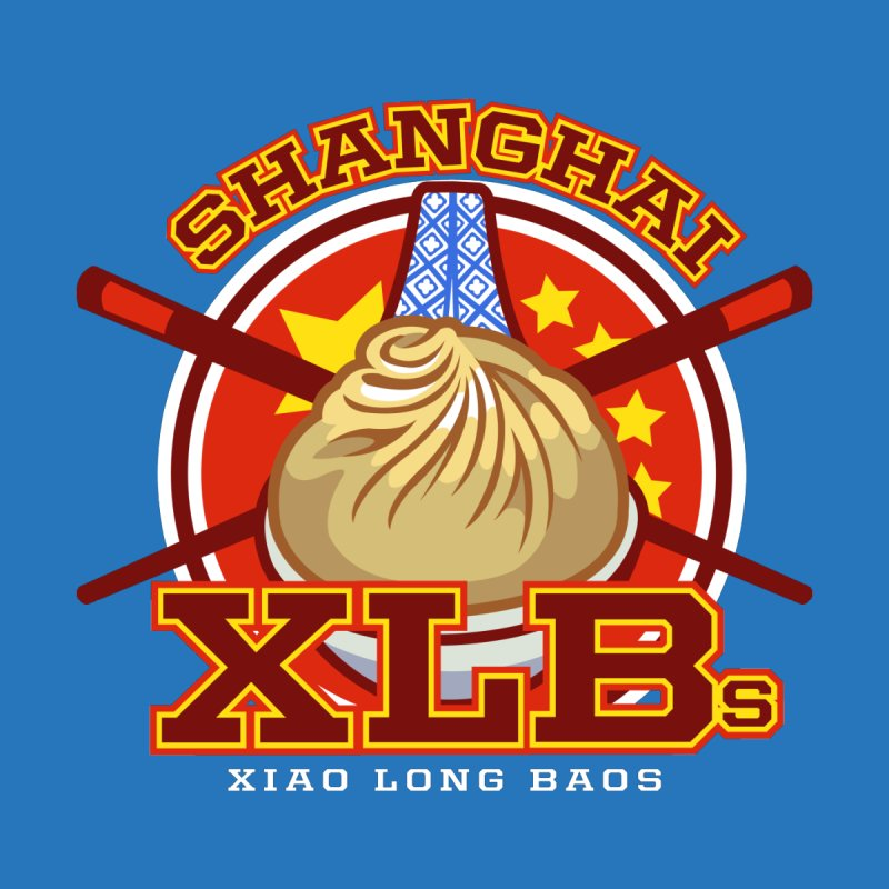 SHANGHAI XLBs (Xiao Long Baos) by foodfight's Artist Shop
