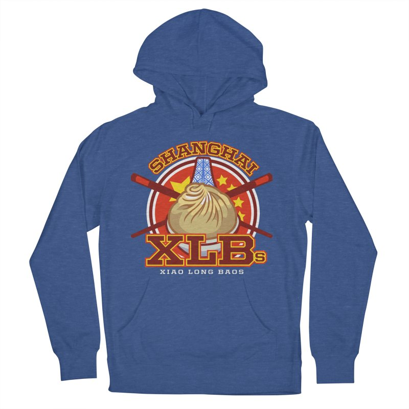 SHANGHAI XLBs (Xiao Long Baos) Women's Pullover Hoody by foodfight's Artist Shop