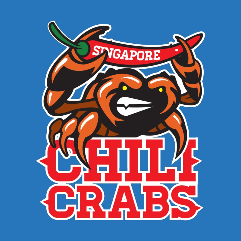 SINGAPORE CHILI CRABS by foodfight's Artist Shop