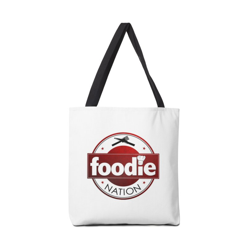 Official Foodie Nation Merchandise Accessories Bag by Foodie Nation Shop