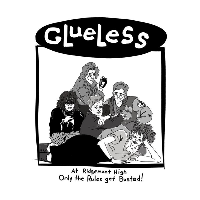 Clueless: Sit on it, Sweathog! Women's T-Shirt by foodstampdavis's Artist Shop