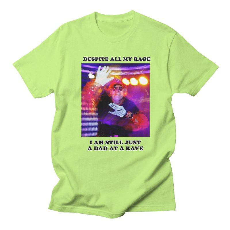 Despite All My Rage Women's Regular Unisex T-Shirt by foodstampdavis's Artist Shop