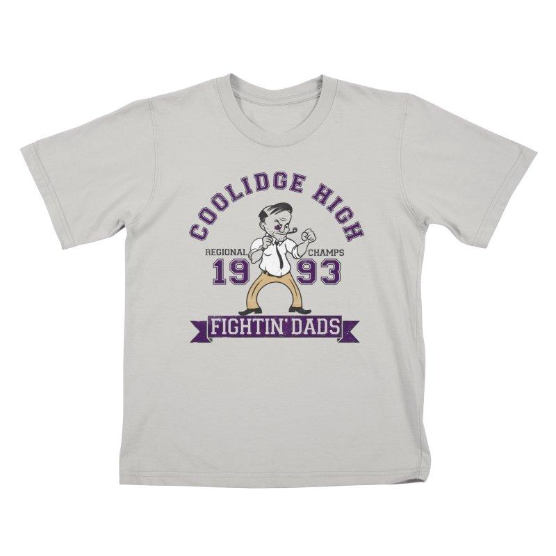 Coolidge High Fightin' Dads Kids T-shirt by foodstampdavis's Artist Shop