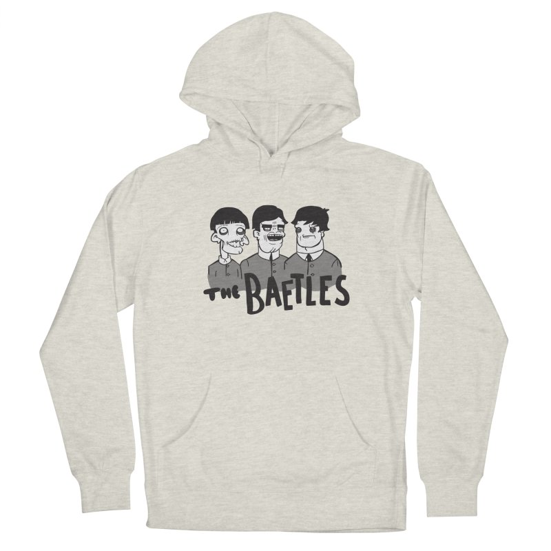 The Baetles: The Fabulous Four! Women's Pullover Hoody by foodstampdavis's Artist Shop